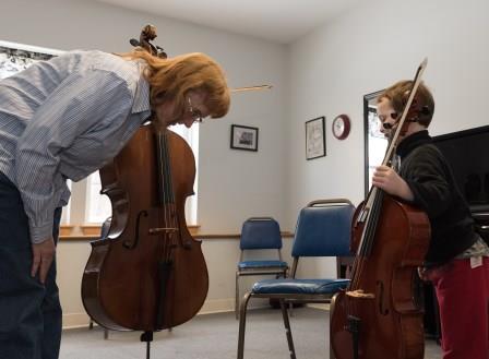 Suzuki Cello 2015 W