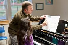 Piano Lessons at Pakachoag