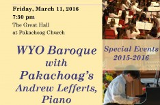 March 11 Baroque