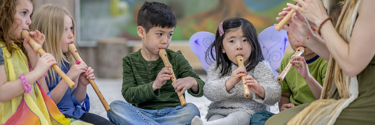 Summer Music Camp includes Recorders