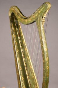 Celtic Harp to be featured in March 2020 concert