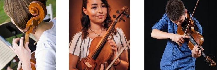 Practice strategies for strings