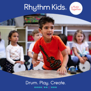 Rhythm and Drumming for Kids